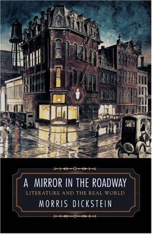 A MIRROR IN THE ROADWAY