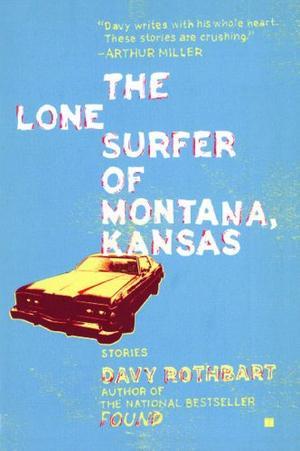 THE LONE SURFER OF MONTANA, KANSAS