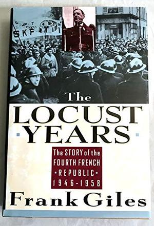 THE LOCUST YEARS