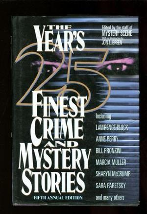 THE YEAR'S 25 FINEST CRIME AND MYSTERY STORIES