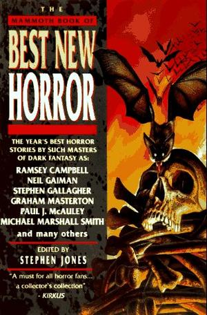 THE MAMMOTH BOOK OF BEST NEW HORROR 7