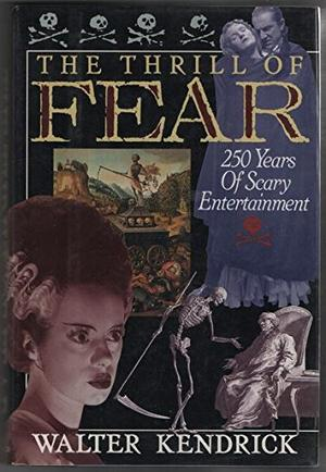 THE THRILL OF FEAR