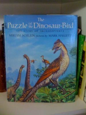 THE PUZZLE OF THE DINOSAUR-BIRD