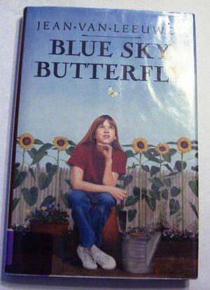 BLUE SKY, BUTTERFLY