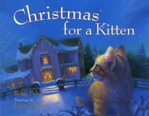 CHRISTMAS FOR A KITTEN