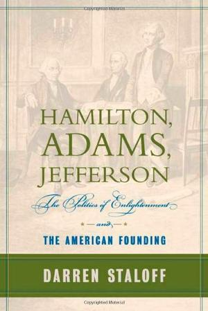 HAMILTON, ADAMS, JEFFERSON