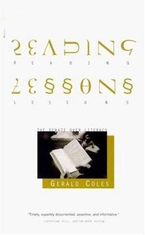 READING LESSONS: The Debate over Literacy