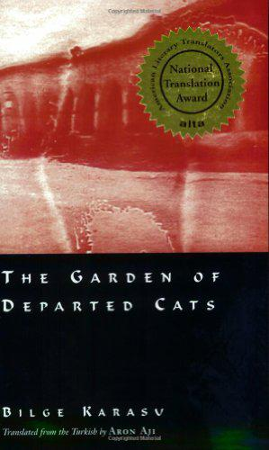 THE GARDEN OF THE DEPARTED CATS