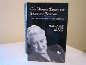 ONE WOMAN'S PASSION FOR PEACE AND FREEDOM