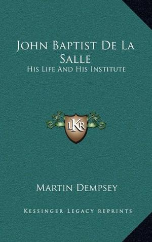 JOHN BAPTIST DE LA SALLE