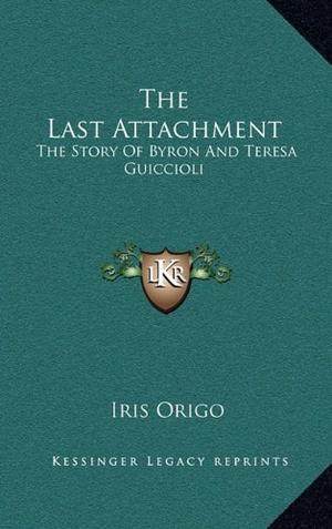 THE LAST ATTACHMENT