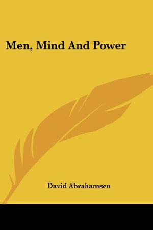 MEN, MIND AND POWER