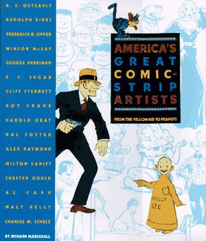 AMERICA'S GREAT COMIC-STRIP ARTISTS