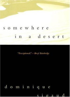 SOMEWHERE IN A DESERT