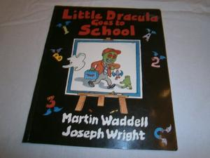 LITTLE DRACULA GOES TO SCHOOL