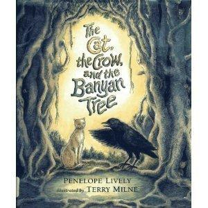 THE CAT, THE CROW, AND THE BANYAN TREE