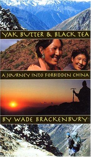 YAK BUTTER AND BLACK TEA