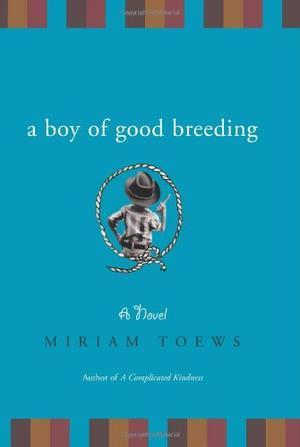 A BOY OF GOOD BREEDING