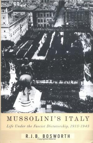 MUSSOLINI'S ITALY