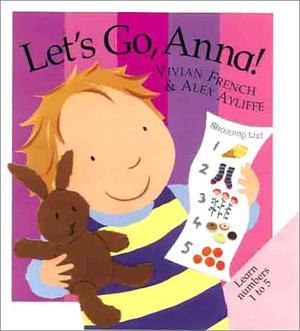 LET'S GO, ANNA