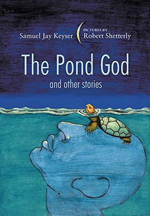 THE POND GOD