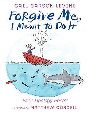 FORGIVE ME, I MEANT TO DO IT