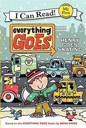 HENRY GOES SKATING