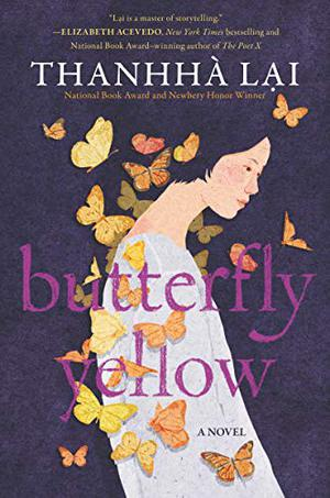 BUTTERFLY YELLOW