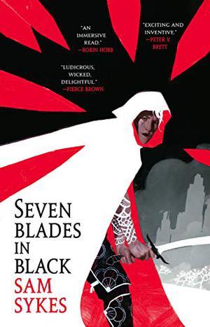 SEVEN BLADES IN BLACK