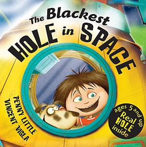 THE BLACKEST HOLE IN SPACE