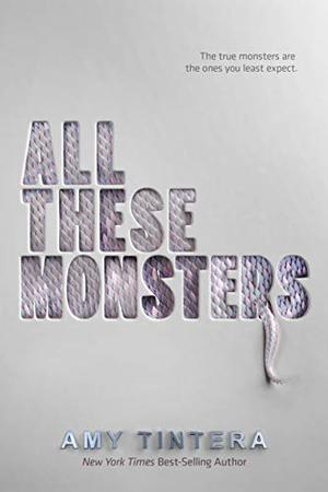 ALL THESE MONSTERS | Kirkus Reviews