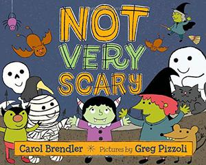NOT VERY SCARY