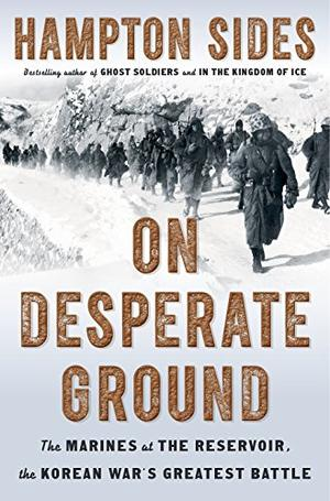 ON DESPERATE GROUND