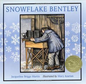 SNOWFLAKE BENTLEY