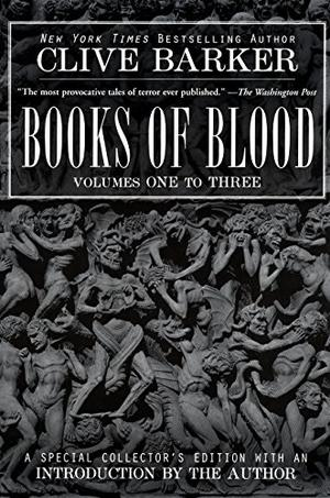 THE BOOKS OF BLOOD