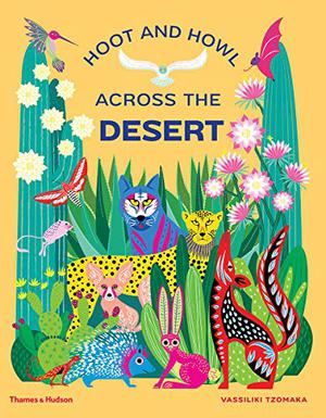 HOOT AND HOWL ACROSS THE DESERT