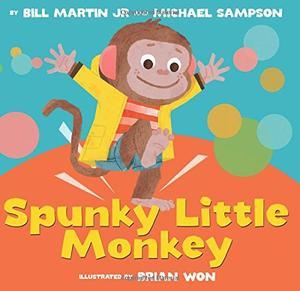 SPUNKY LITTLE MONKEY