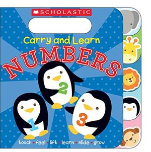 CARRY AND LEARN NUMBERS