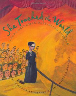 SHE TOUCHED THE WORLD