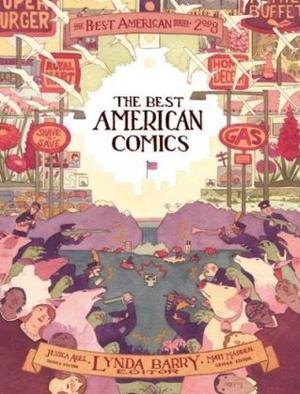 THE BEST AMERICAN COMICS, 2008