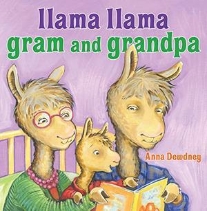 LLAMA LLAMA GRAM AND GRANDPA