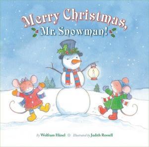 MERRY CHRISTMAS, MR. SNOWMAN