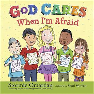 GOD CARES WHEN I'M AFRAID