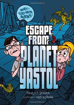 ESCAPE FROM PLANET YASTOL