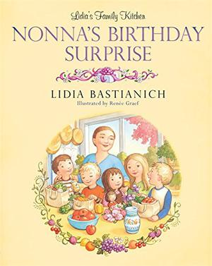NONNA'S BIRTHDAY SURPRISE
