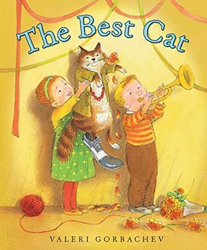 THE BEST CAT