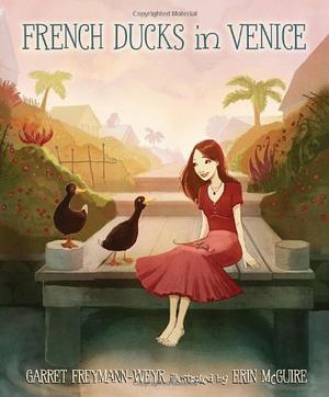 FRENCH DUCKS IN VENICE