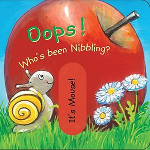 OOPS! WHO'S BEEN NIBBLING?