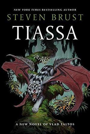 Tiassa By Steven Brust Kirkus Reviews