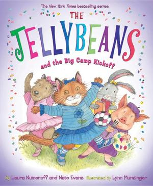 THE JELLYBEANS AND THE BIG CAMP KICKOFF